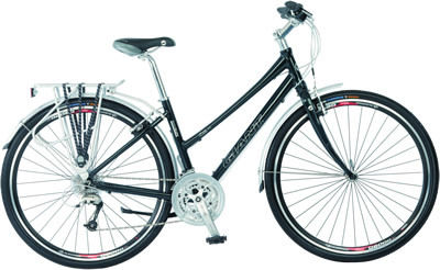 Equipped Hybrid Bike
