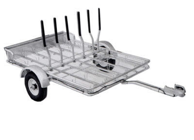 Bike Carrier Trailer