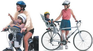 Cycling with Children    Baby Seats WhyCycle? - The impartial